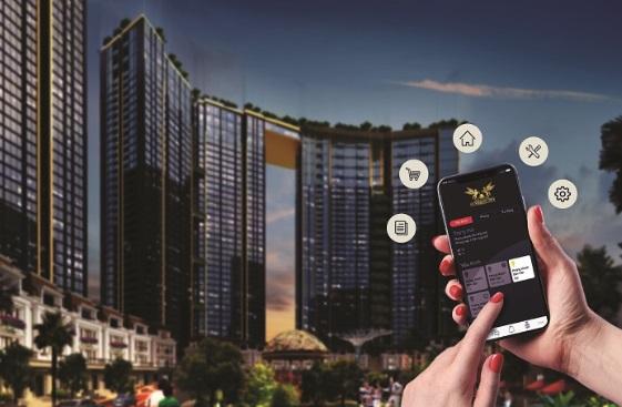 Ứng dụng công nghệ 4.0 trong những doanh nghiệp bất động sản